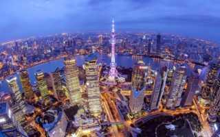 Города Китая, список
