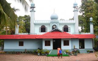 Мечеть Джама-Масджид в Дели, подробное описание