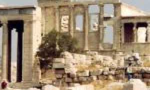 Эрехтейон в Афинах (15 фото, описание, информация)