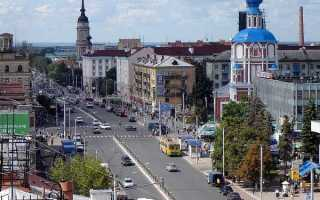 Сколько км от Воронежа до Калуги? (на машине, поезде)