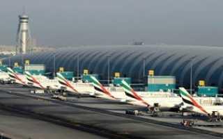 Сколько лететь до ОАЭ?