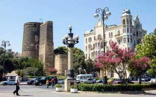 Девичья башня в Баку (11 фото, описание, информация)