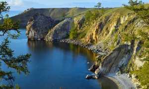 Где находится озеро Байкал (на карте, координаты)