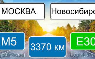 Сколько км от Москвы до Новосибирска? (на машине, поезде, самолете)