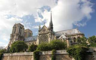 Собор Парижской Богоматери, Нотр-Дам де Пари