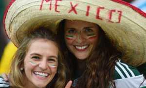 Географические координаты Мехико (широта и долгота)