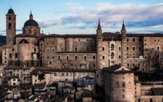 Достопримечательности Урбино (Италия): 25 мест с фото и описаниями