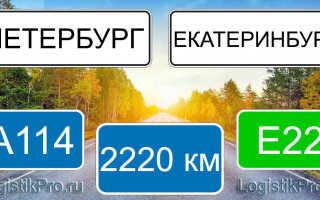 Сколько км от Екатеринбурга до Санкт-Петербурга: на машине, поезде, самолете