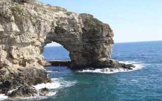 Отдых на Западном Побережье Крыма