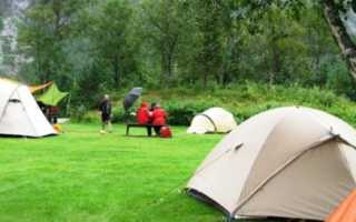 Палатка для любой погоды