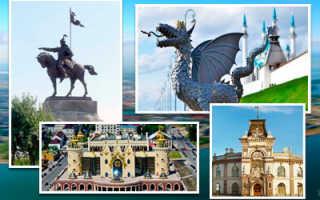 Экскурсии по Казани и Татарстану