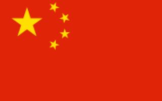 Пекин на карте мира (карта Пекина на русском языке)