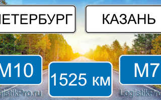 Сколько км от Санкт-Петербурга до Казани: на машине, поезде, самолете