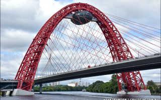 Живописный мост, Москва (как добраться на метро, общественном транспорте, своим ходом)