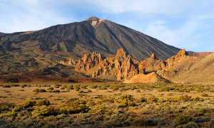 Вулкан Тейде на острове Тенерифе (14 фото, описание, информация)