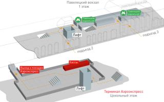 Аэропорт Домодедово, Москва (как добраться на аэроэкспрессе, общественном транспорте, автомобиле)