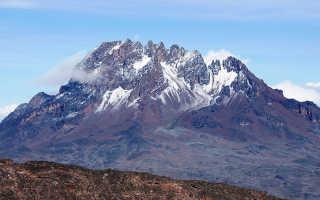 Географические координаты Килиманджаро (широта и долгота)