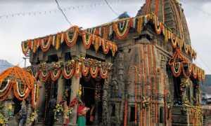 Храм Шивы в Байджнатхе, Индия
